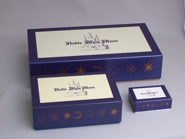 オリジナル全面カラー印刷ギフト箱