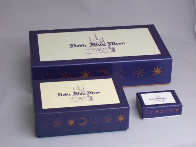 オリジナル全面カラー印刷ギフト箱のサムネイル