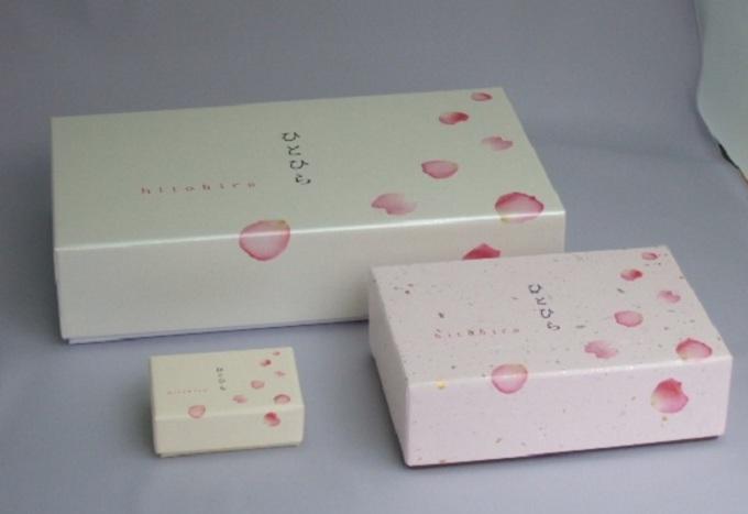紙を貼った箱にもカラー全面印刷のサムネイル