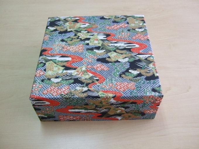 おせち用重箱もオリジナルで作れます!のサムネイル