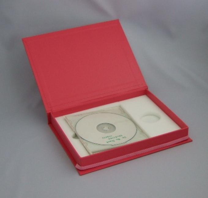 音楽・映画・動画教材などのDVD用ブックケースのサムネイル