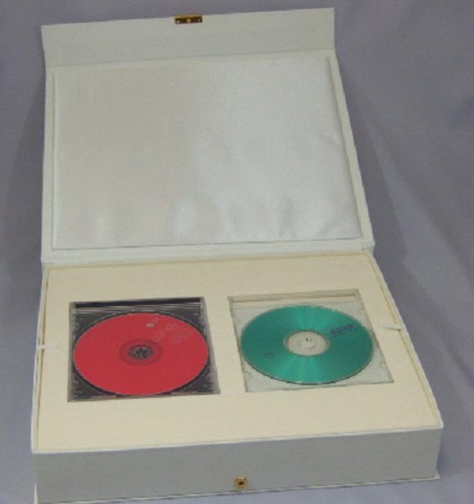 DVD・CDと本などのソフト企画用ケースのサムネイル