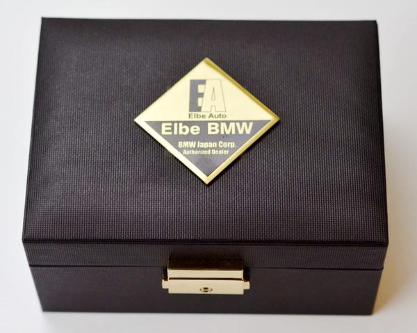 キーBOXがBMW正規ディーラー店ElbeBMW 堺店様に採用されました。