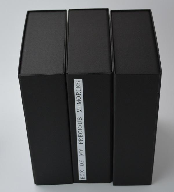 [ ブック式 ]貼箱が進化!マグネットでワンタッチ組立、スペース問題解決!